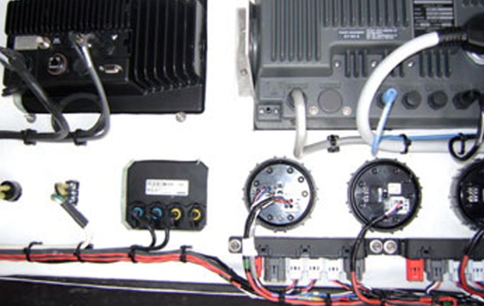 Boat Electronics Installation